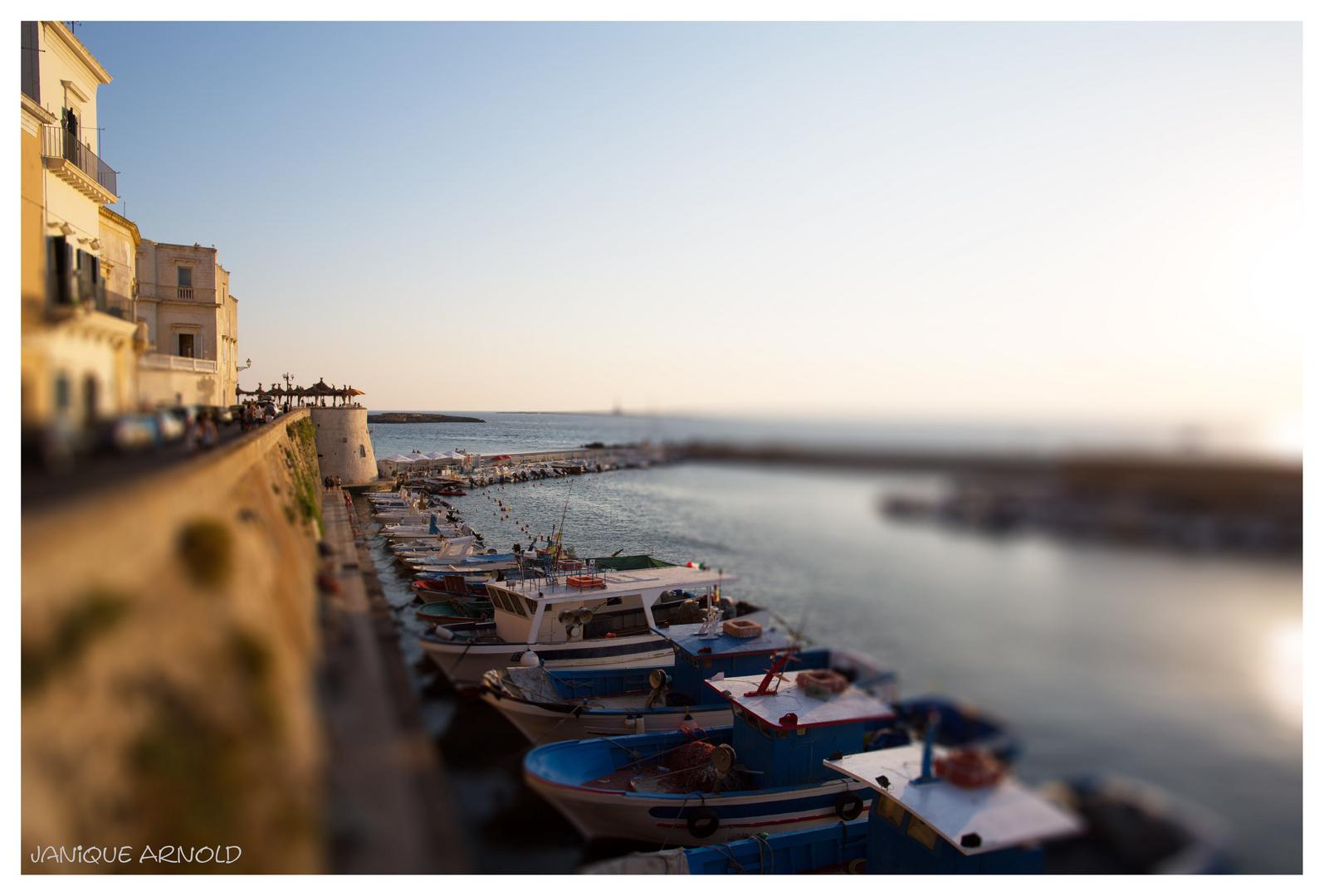 Gallipoli (italien)