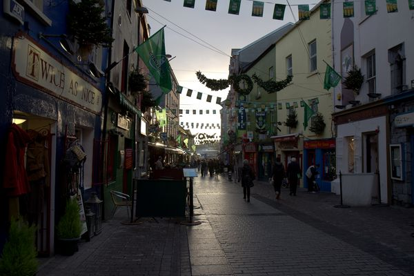 Galway City, Co Galway, Ireland