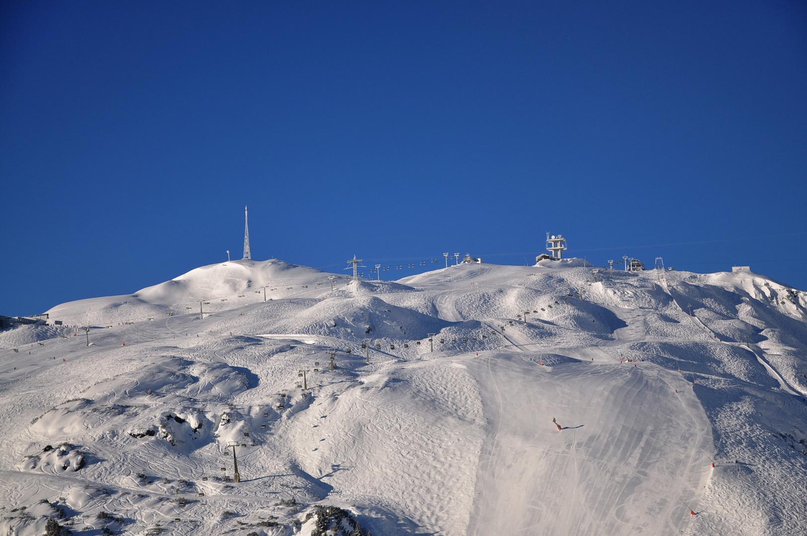 Galzig 2184m, Tirol