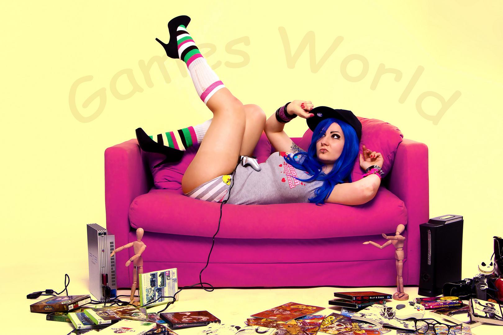 Games World 2