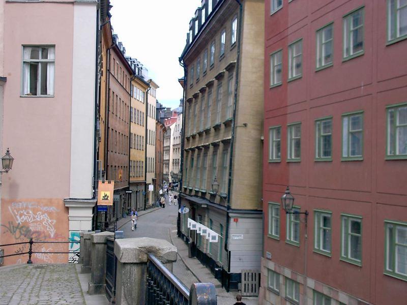Gamla Stan, Altstadt Stockholms