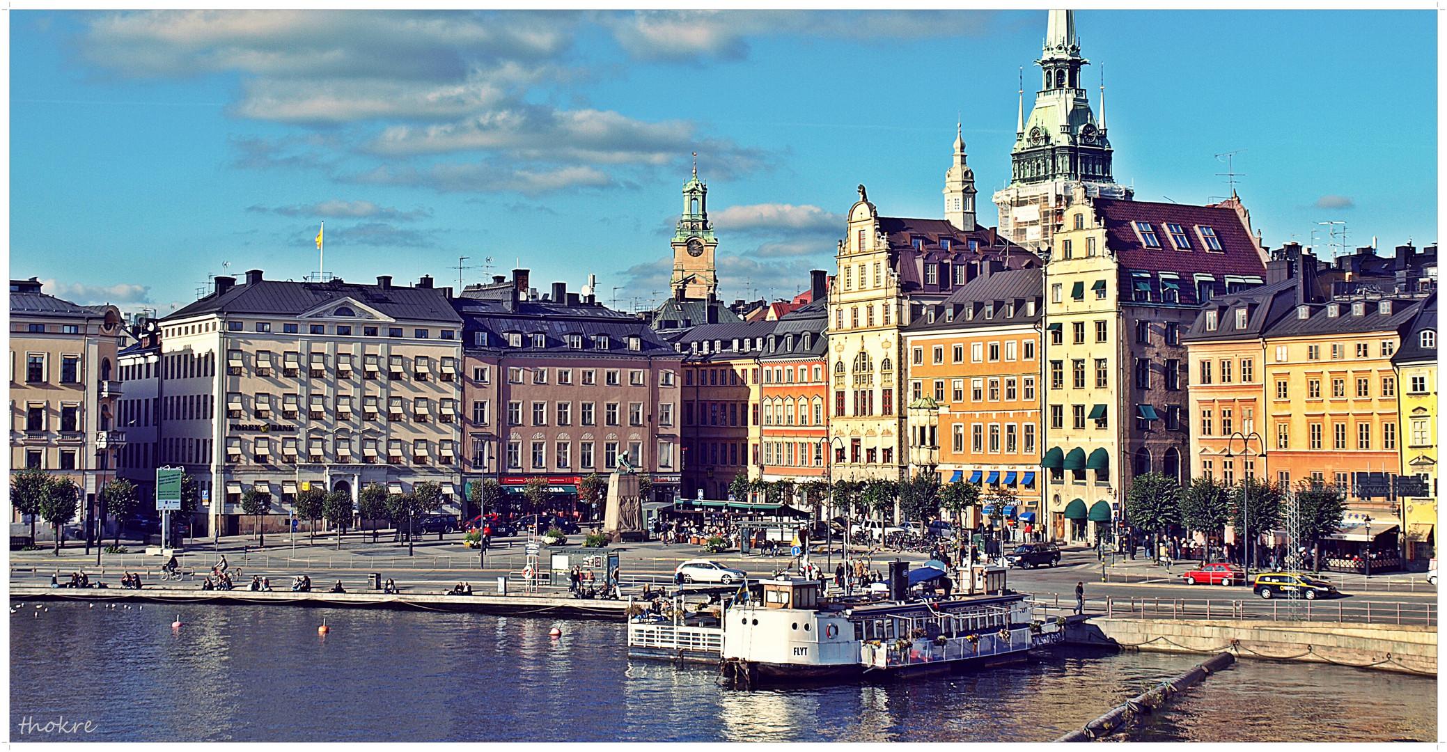 Gamla Stan - Stockholm I