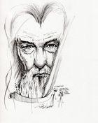 Gandalf eine...