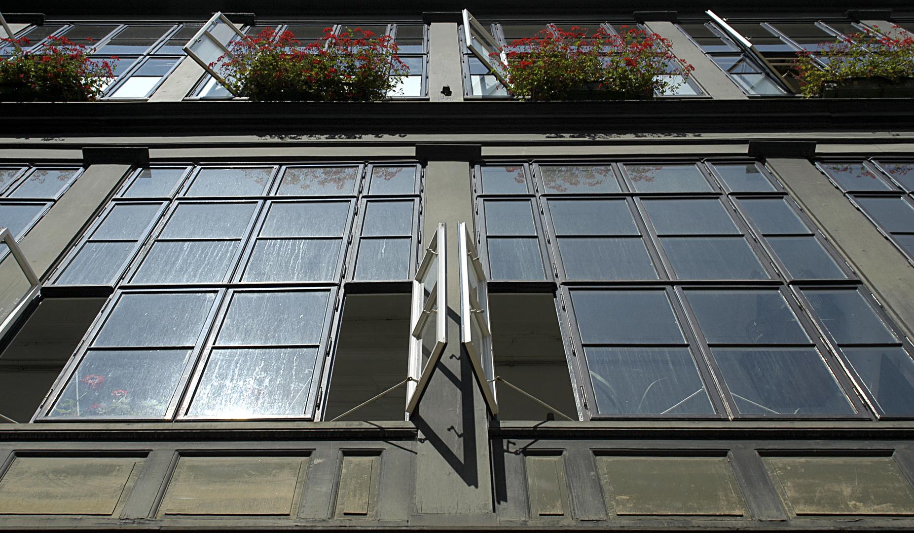gangfensterfront