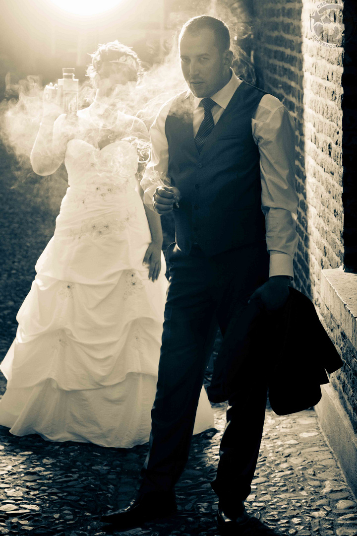 Gangsters Wedding
