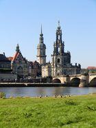 Gans Dresden?