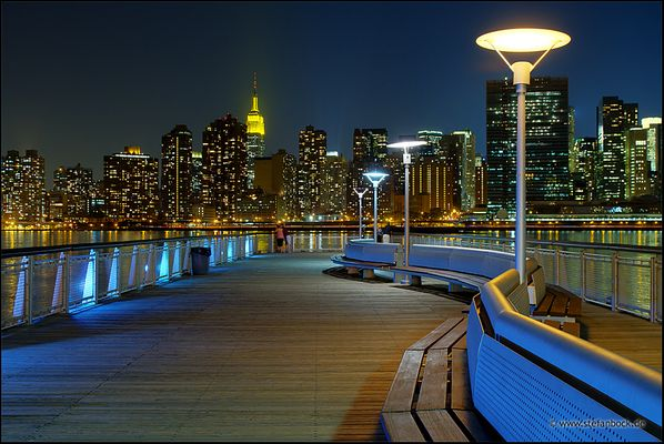 Gantry Park Queens, New York City Serie IV