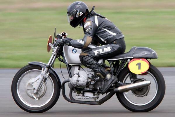 ganz schön schnell - Historisches Motorradrennen