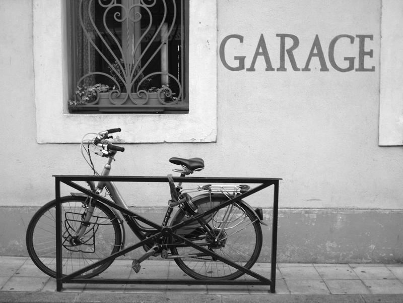 Garage à vélo