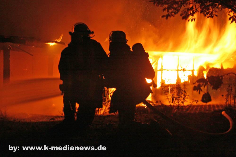Garagenbrand 1
