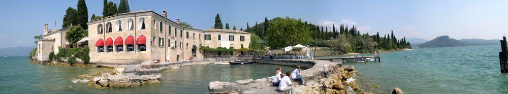 Gardasee 2  -San Vigilio- durch Zufall entdeckt