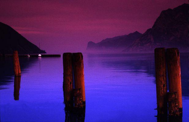 Gardasee am Abend