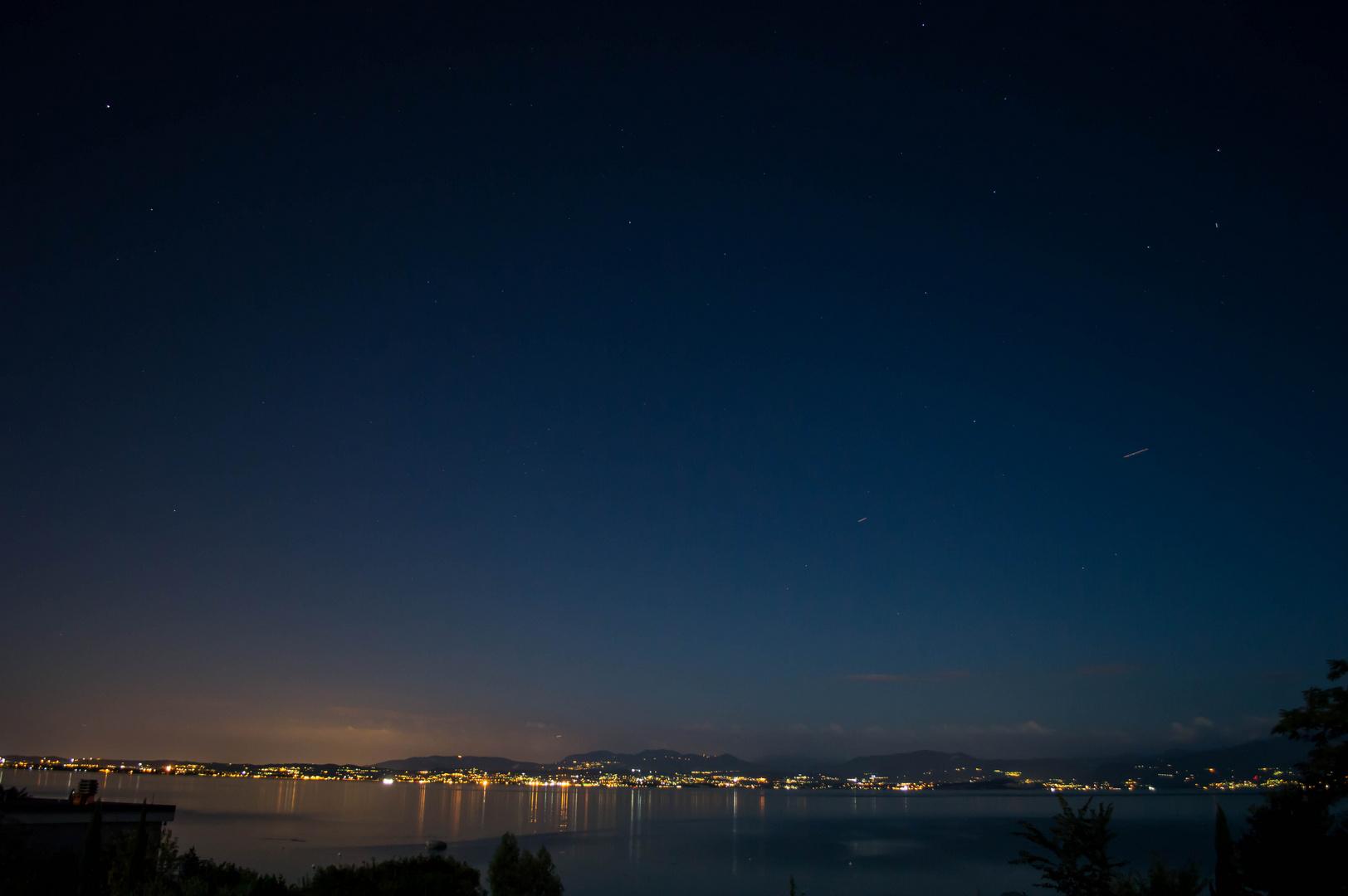 Gardasee by night!
