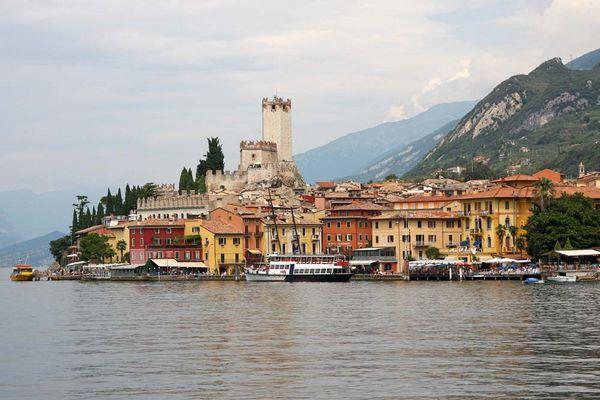 Gardasee I / Lago di Garda I