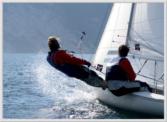 Gardasee Korsar Training 2007