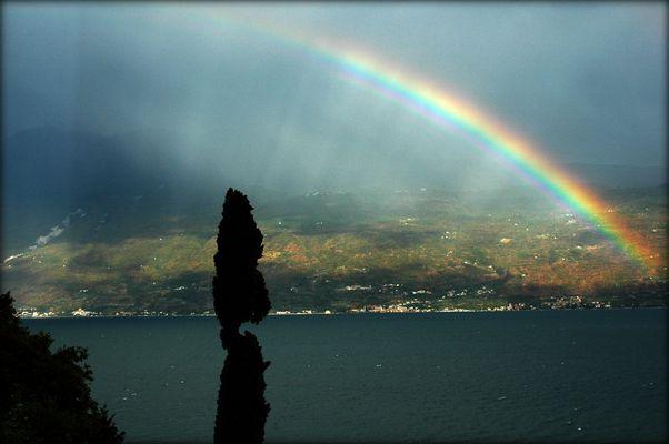 Gardasee Rainbow