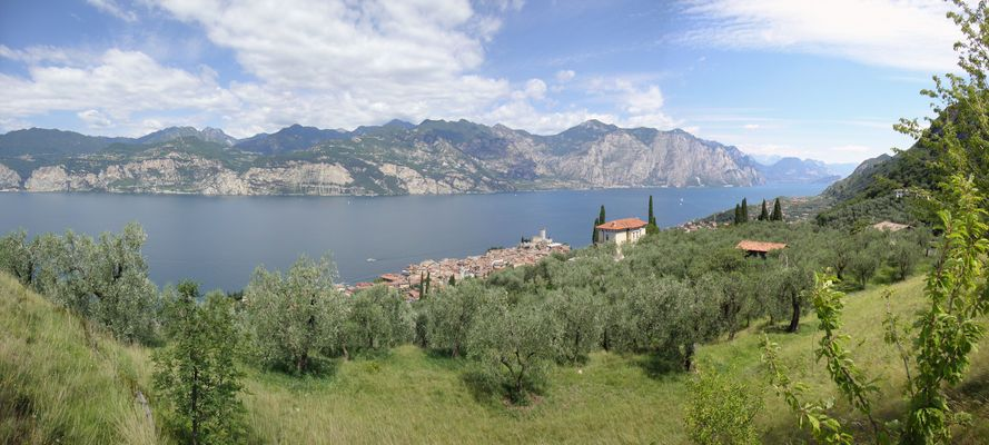 Gardasee und Malcesine