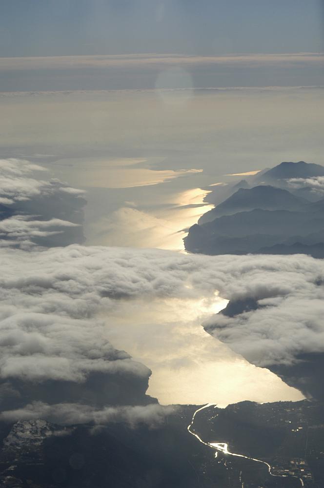 Gardasee (war: Comer See)