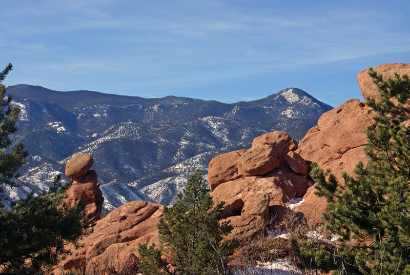 Garden of the gods/ pikes peak 2