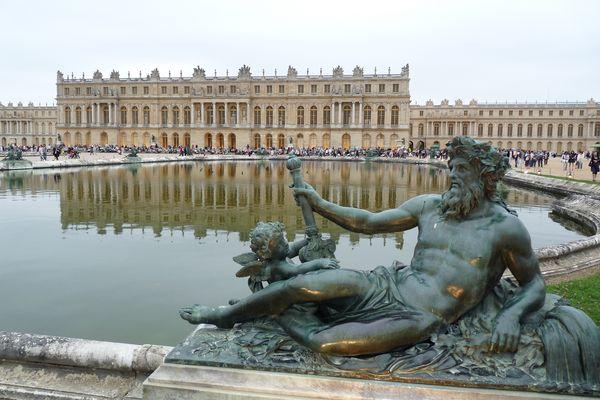 Gardien du château de Versailles