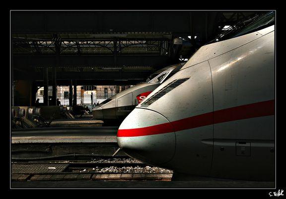 Gare d l'est
