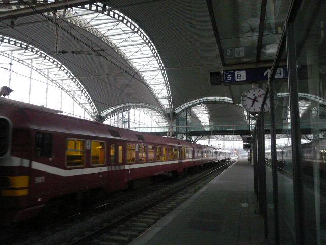 Gare de Louvain (B)