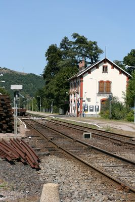 gare de massiac