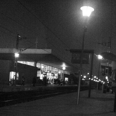 Gare de Oasis a Casablanca Maroc