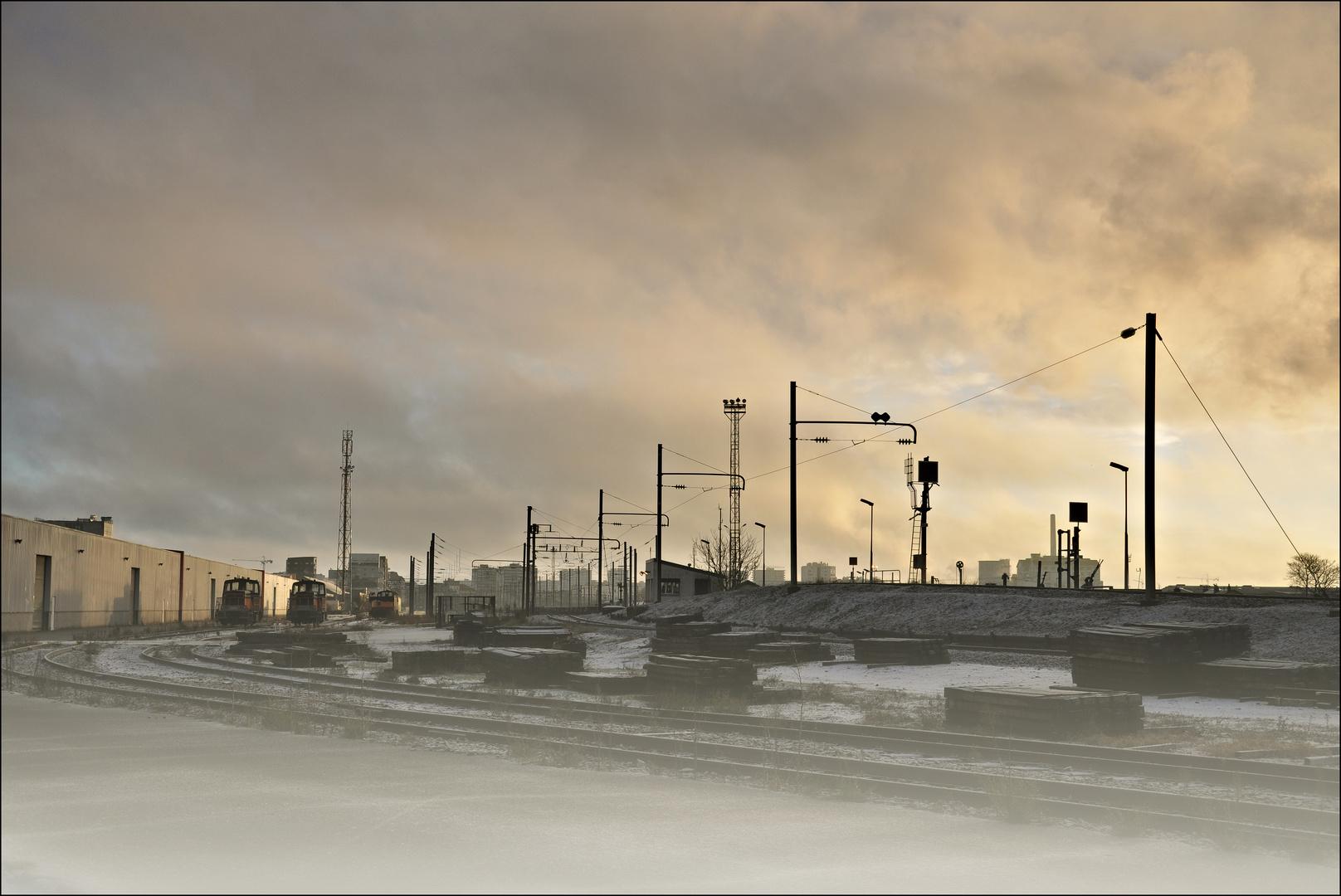 Gare d'etat de NantesII