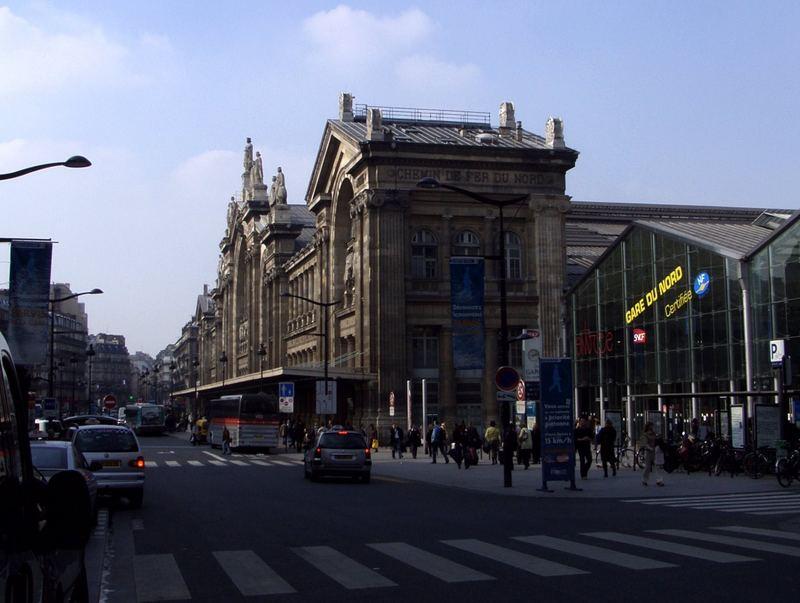 Gare du Nord (2)