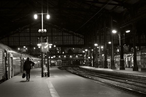 Gare Saint Lazare 3 BN