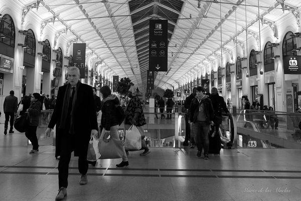 Gare Sant Lazare 2...