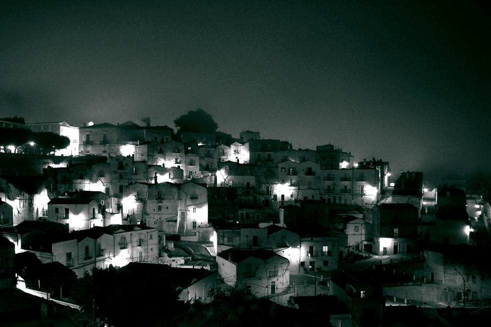 Gargano di notte
