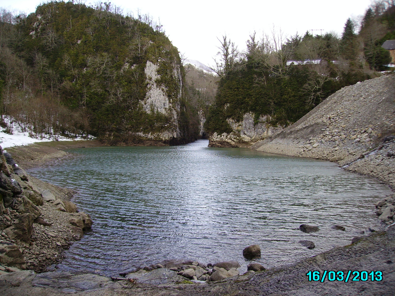 Garganta de Kakueta-Francia