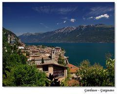 Gargnano-Postkarte