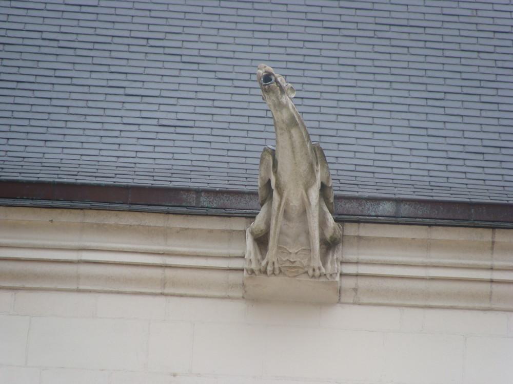 Gargouille du Chateau de Nantes