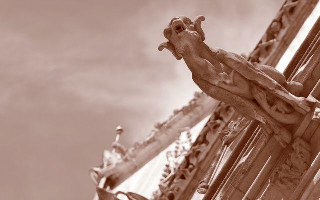 Gargouille St Jean