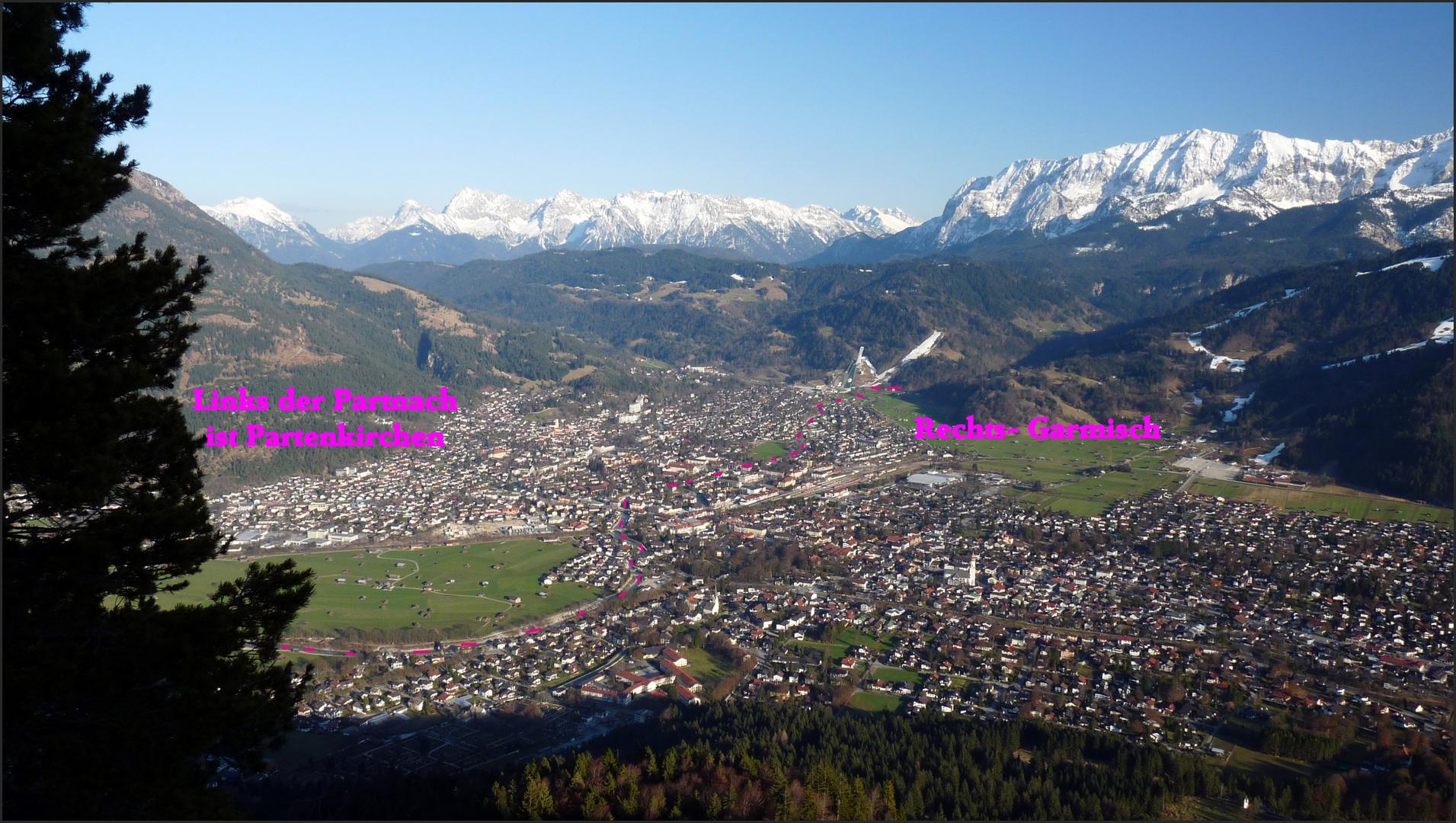 Garmisch partenkirchen foto bild landschaft berge - Garmisch partenkirchen office du tourisme ...