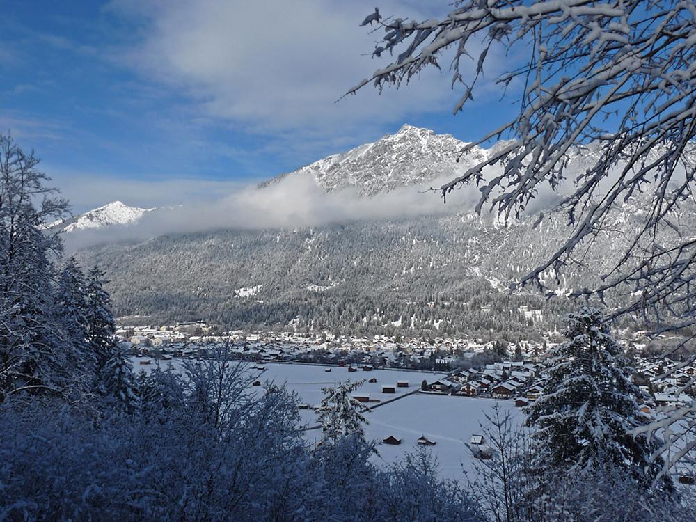 Garmisch Partenkirchen mit Kramer