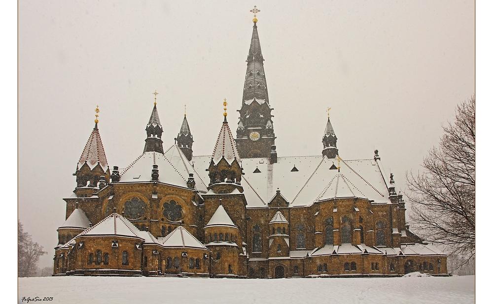 * Garnisonkirche *