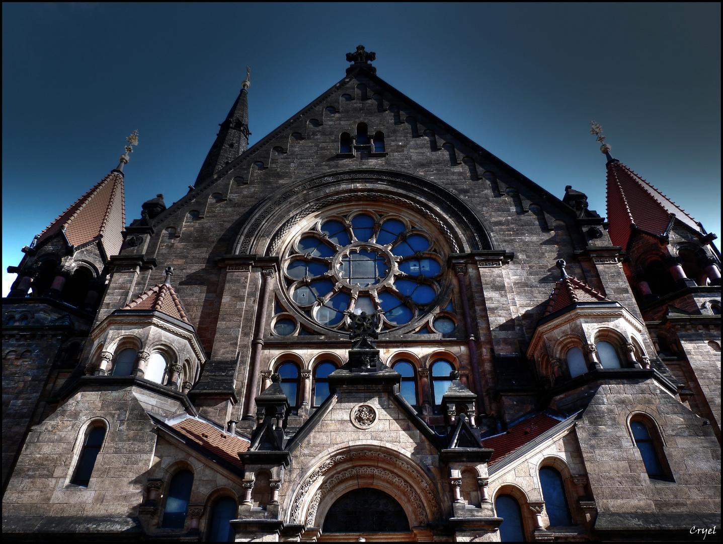 Garnisonkirche St. Martin