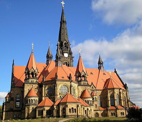 Garnissonskirche in Dresden