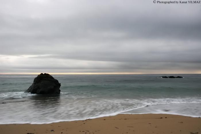 Garrapata Beach-II