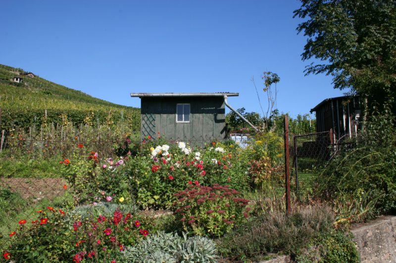 Garten bei Staufen