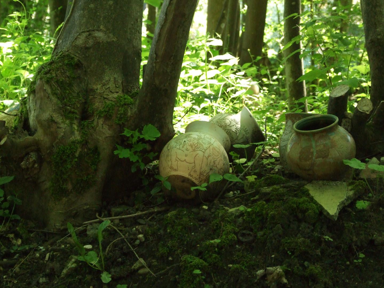 Garten der Fayencen / Jardin des Fayenciers / Sarreguemines