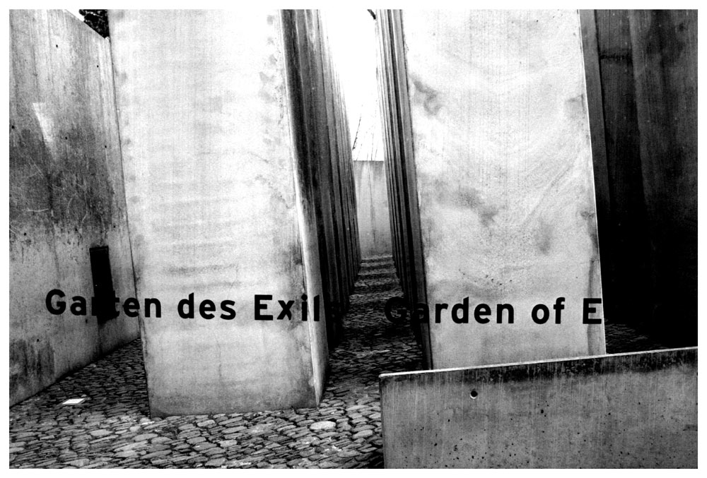 Garten des Exils Garden of Exile