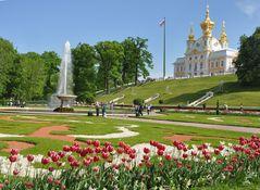 Garten des Peterhofs