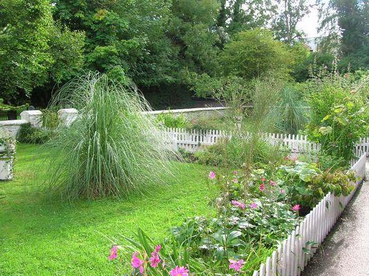 Garten im Bunratty Folk Park