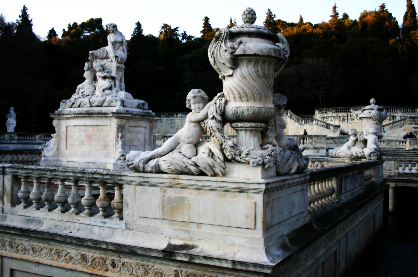 Garten in Arles