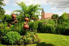 Garten in Baruth